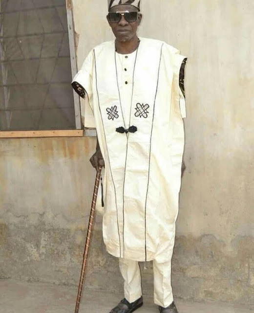Check out this Nigerian Grandpa