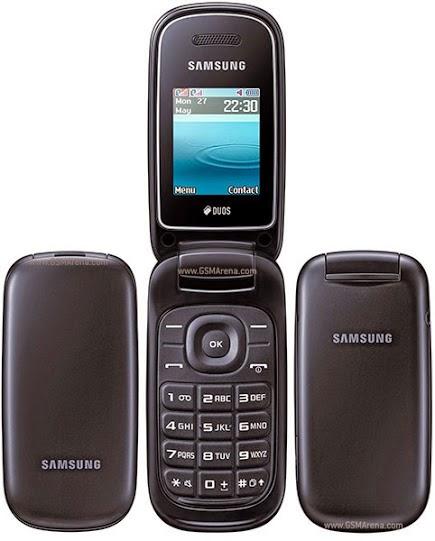 Spesifikasi Dan Harga Baru Samsung Caramel GT-E1272