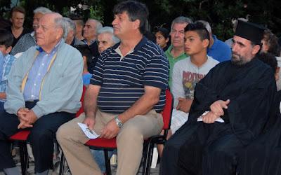 Θεσπρωτία: Τιμητικό δίπλωμα στον π. Ηλία Μάκο από την Ένωση Ελλήνων Λογοτεχνών