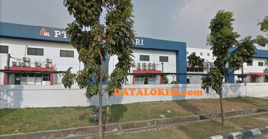 PT Multi Lestari Jababeka 2 Buka Loker Daerah Cikarang
