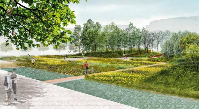 Proyecto ampliación Jardín
