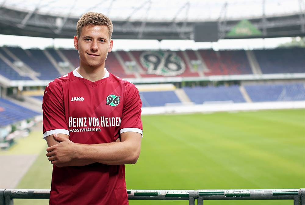 Image result for Hannover 96 TEAM 2017