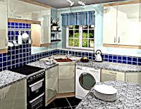 Kreativiti Dekorasi Ruang Dapur
