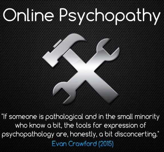 psycho pathology cyber age