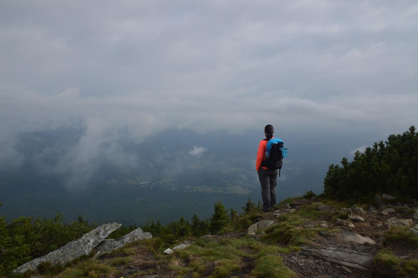 Mała Babia Góra Widok