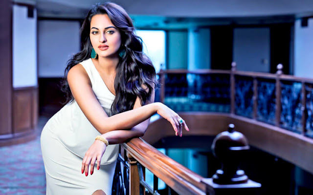 Sonakshi Sinha is simmering hot in this white dress
