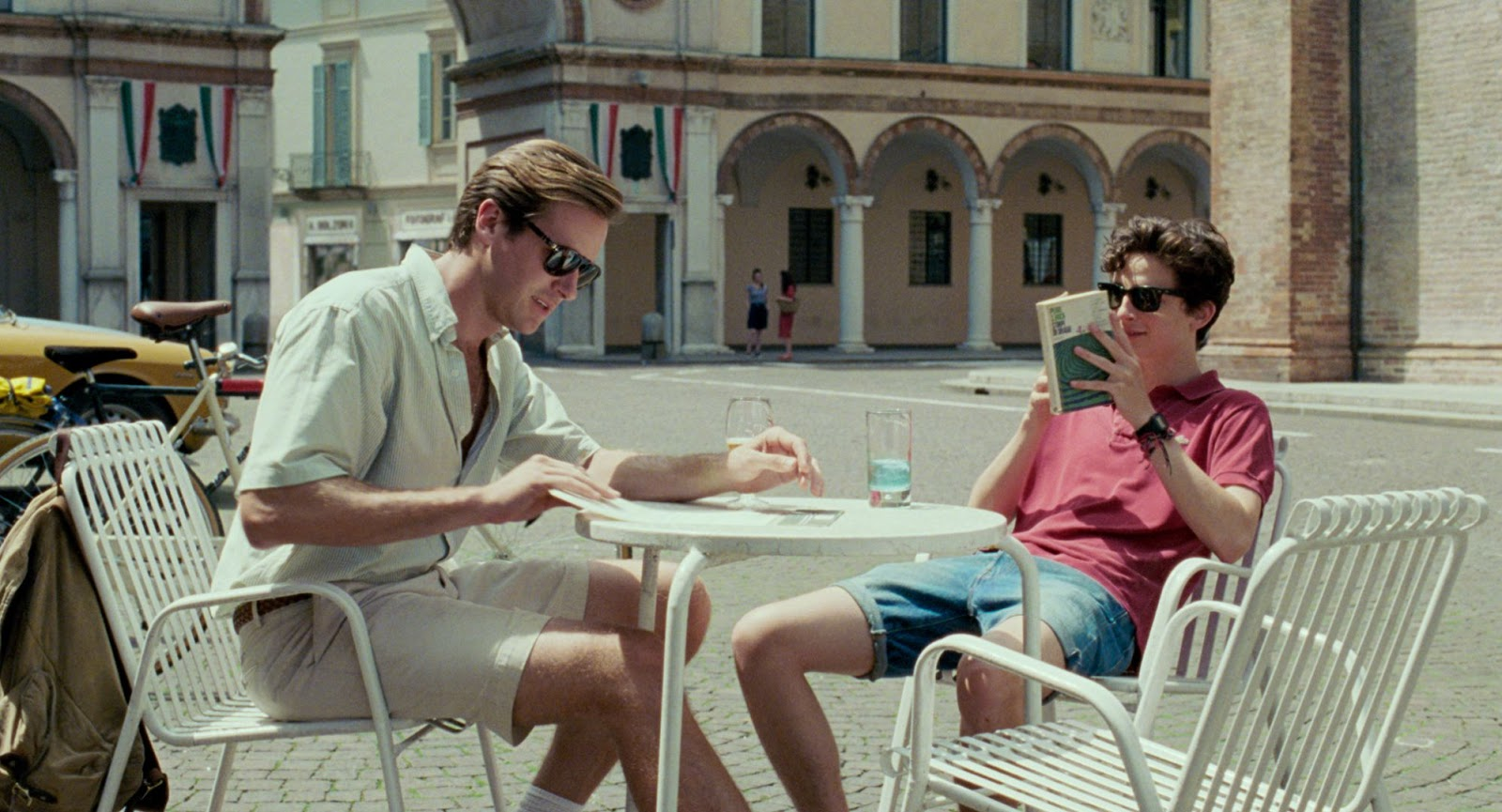 Call Me by Your Name 2 LUCA GUADAGNINO