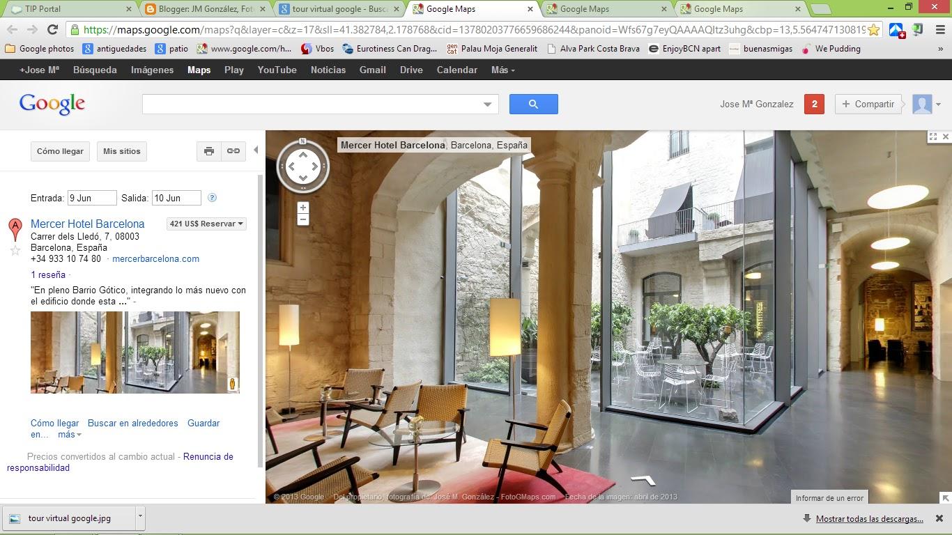 Utilizar google maps para nuestro negocio puede ser un valor añadido
