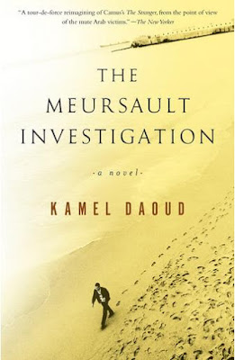 The Meursault Investigation by Kamel Daoud - book cover