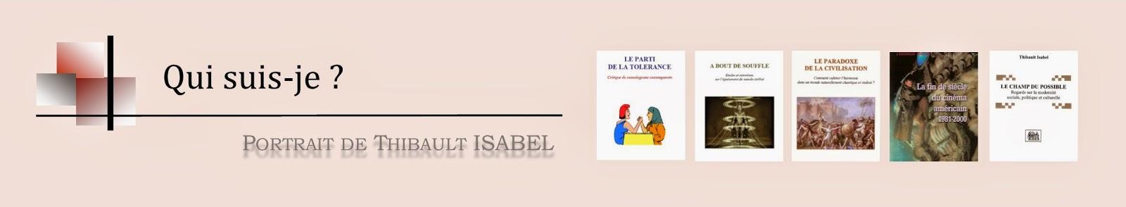 livres de Thibault Isabel