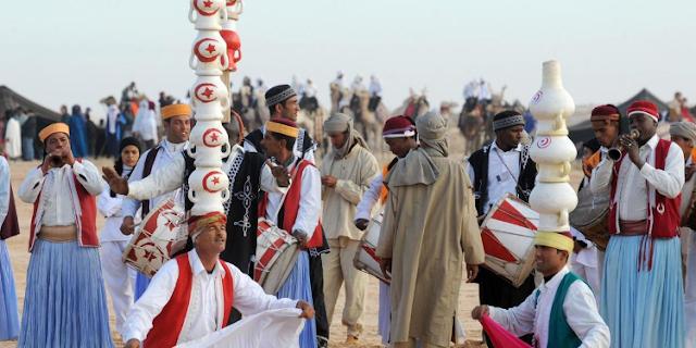 المهرجان الدولي للصحراء بدوز