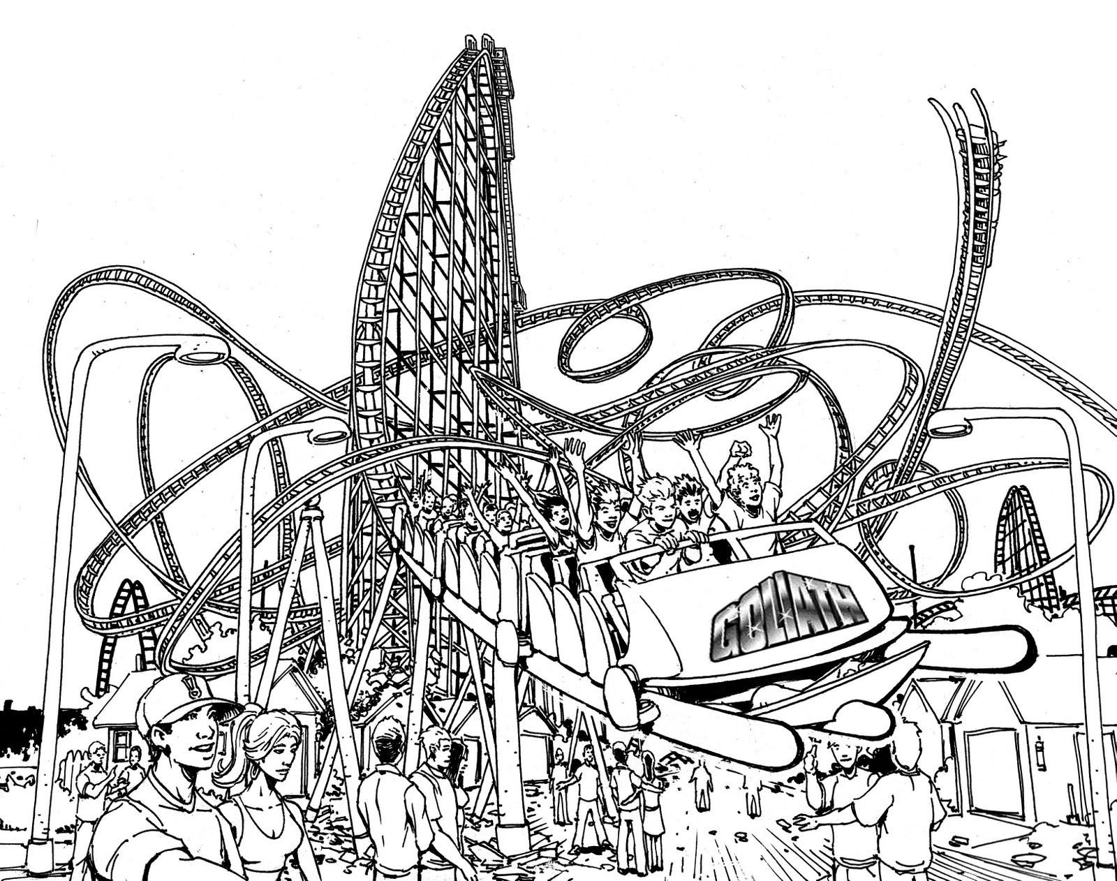 FragaBoom!: Six Flags