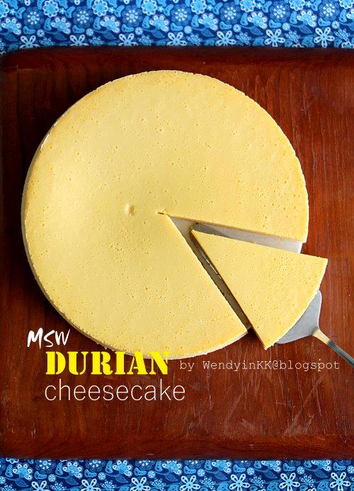 Durian Tofu Cake Recipe