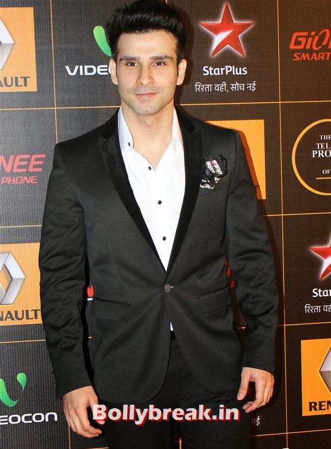 Girish Kumar, Star Guild Awards 2014 Pics