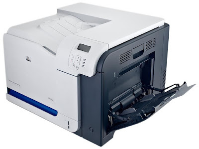 HP LaserJet CP3525dn Driver Download