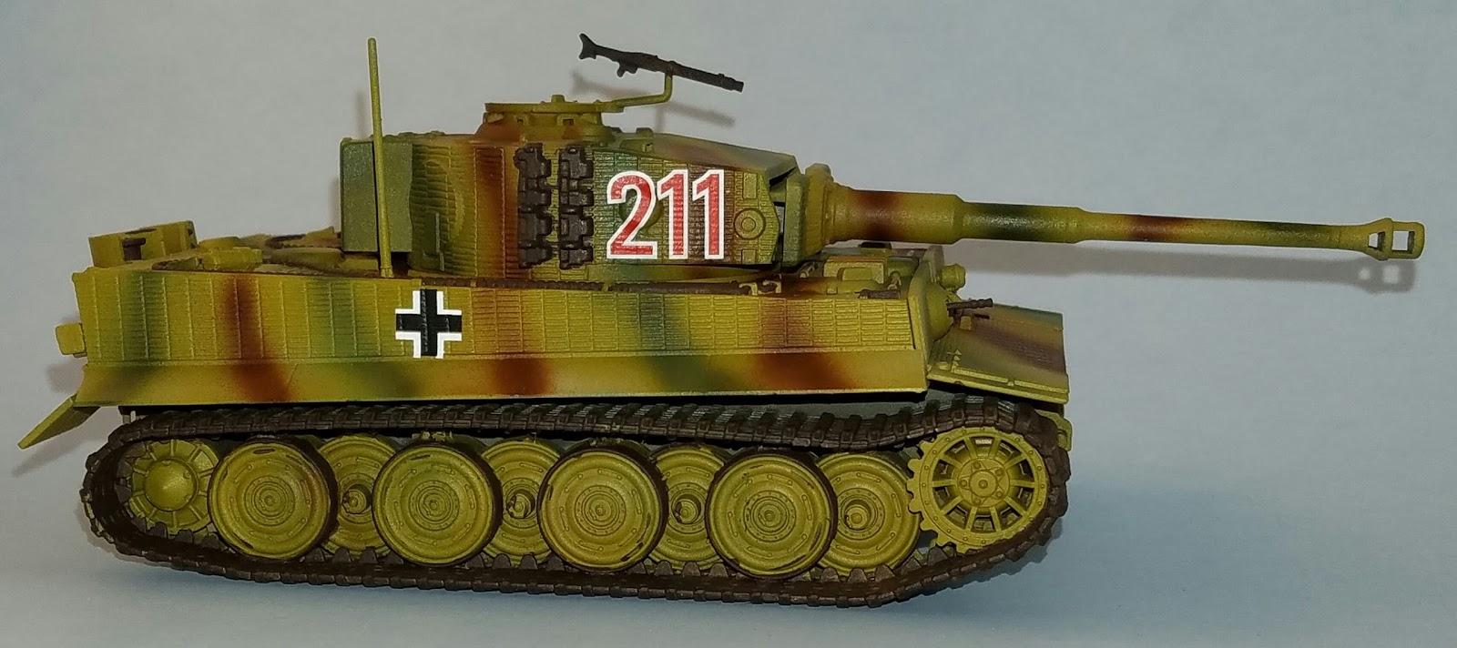 Arcadia Prime: Tiger Tank, Part 3
