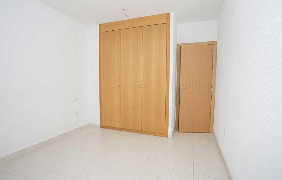 piso en venta almazora calle boqueras habitacion