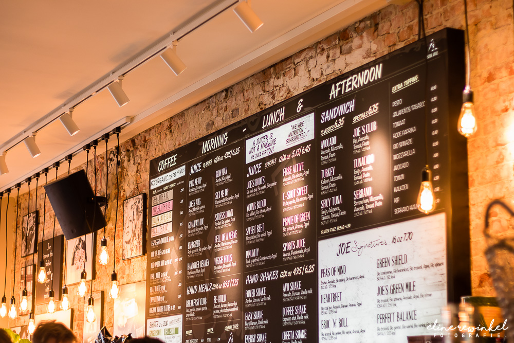 Store opening Joe & The Juice Amsterdam