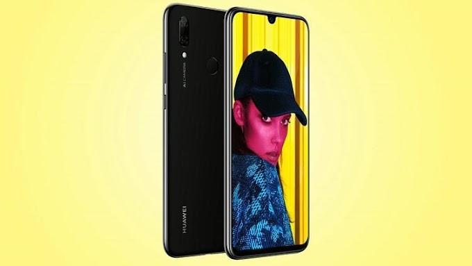 Huawei P Smart 2019 Tanıtımı Yapıldı