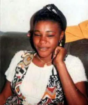 Hausa actress Rabi Ismail, who was sentenced to de*th but escaped years back inside prison, recaptured again