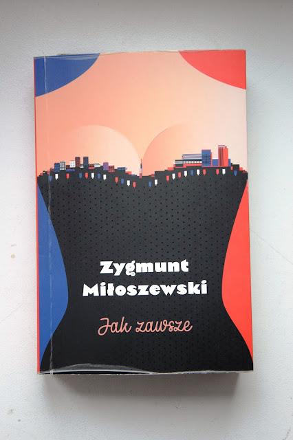 """Recenzje #25 - """"Jak zawsze"""" - okładka książki pt. """"Jak zawsze"""" - Francuski przy kawie"""
