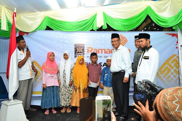 Dihadiri Wakil Walikota, PKS Kota Medan Gelar Buka Puasa Bersama dan Santunan Anak Yatim