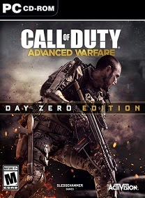 Of Duty Advance Warfare Pc Cover Www