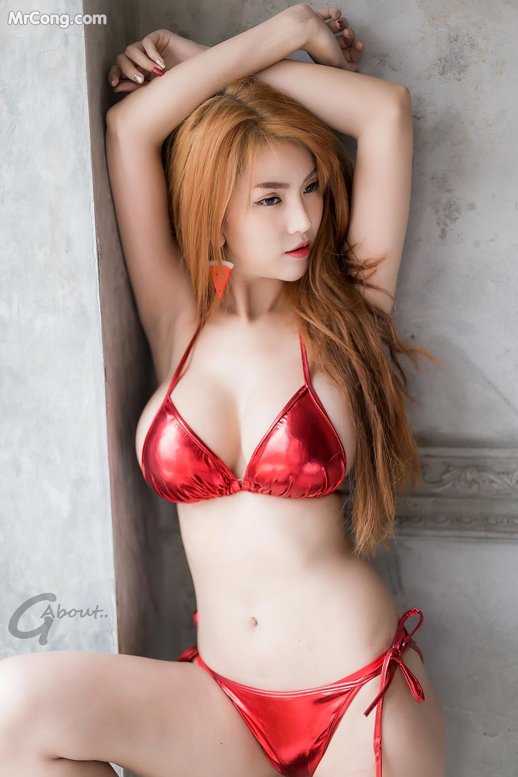 Image Thai-Model-No.482-Alisa-Rattanachawangkul-MrCong.com-004 in post Thai Model No.482: Người mẫu Alisa Rattanachawangkul (9 ảnh)