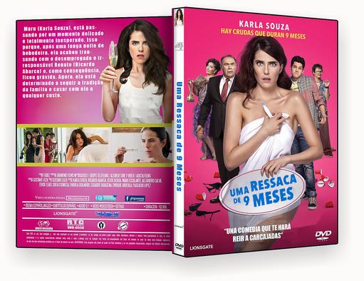CAPA DVD – uma ressaca de 9 meses 2018 – ISO