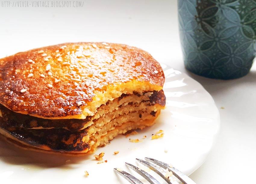 pancakes sanos