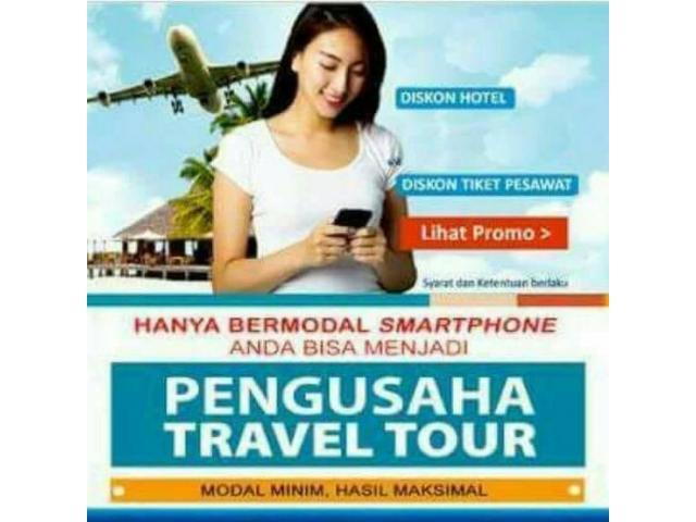 Bisnis Tour & Travel Bisnis Terlengkap Abad Ini