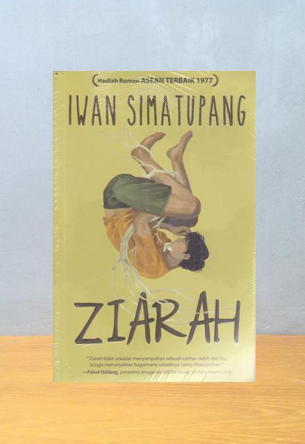 ZIARAH, Iwan Simatupang