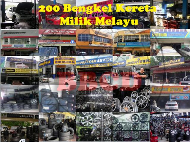 Tuned By RotorMasters: Info - Senarai Bengkel Kereta