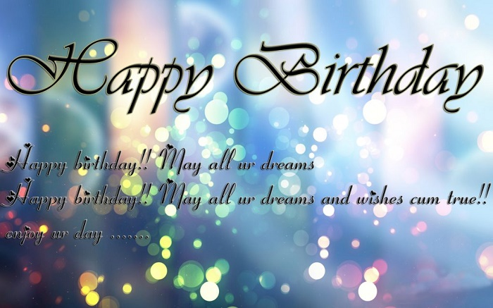 Birthday Sms Messages - Birthday Sms Quotes, Wishes ...