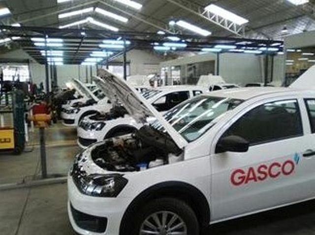 Gas licuado Gasco