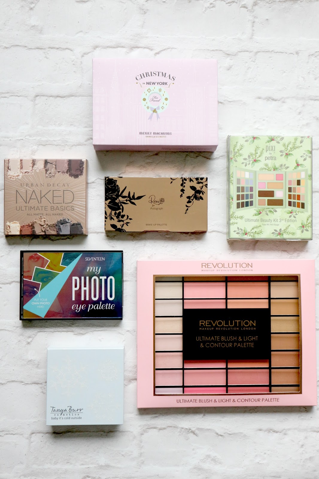 Best Makeup Palettes To Buy This Christmas