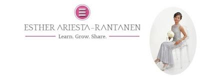 Esther Ariesta, Seorang Trainer dan lifestyle Blogger