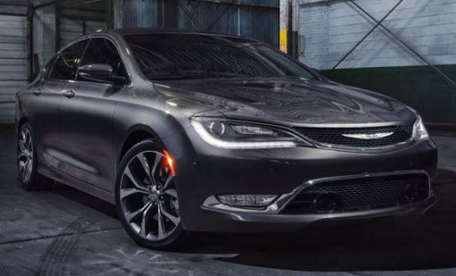 2018 Chrysler 200 - redesign, specs, interior, price, trim level - TheCarMotor