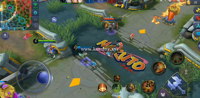 Script Mod Map Mobile Legends Tema Naruto