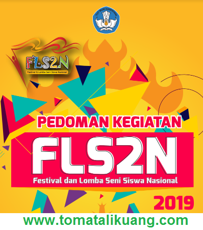 pedoman juknis fls2n sma 2019, tomatalikuang.com