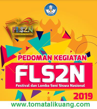 Juknis FLS2N SMA 2019 (Pedoman FLS2N SMA Tahun 2019)