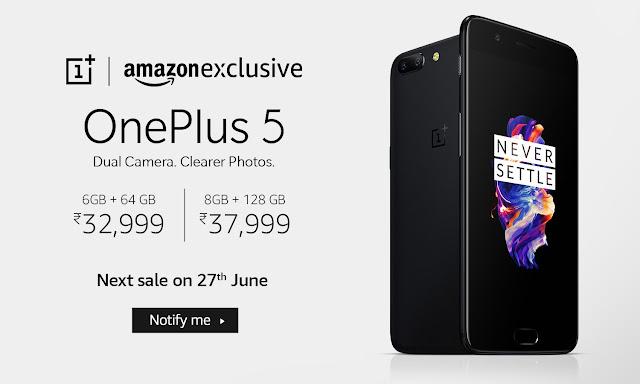 Buy OnePlus5