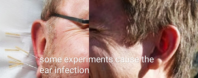 Home treatment to ear infection