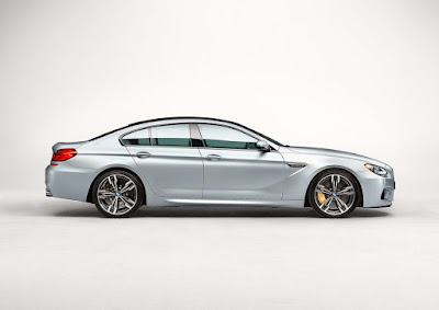 Voiture BMW M6 Gran Coupe