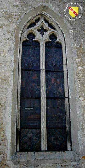 OCHEY (54) - Eglise Saint-Maurice (XVe-XIXe siècle)