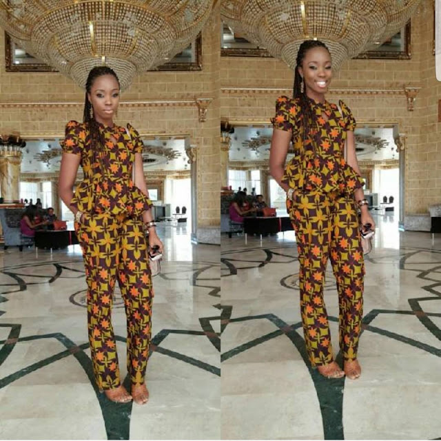Latest Ankara Jumpsuit Styles Of 2018, classy african women ankara jumpsuit designs, latest ankara jumpsuit styles of 2018 for ladies