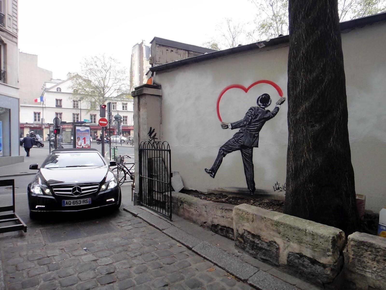 Nick Walker New Mural In Paris Streetartnews Streetartnews