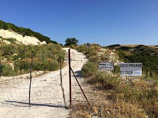 Camino Particular Prohibido el Paso