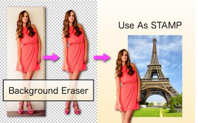 أفضل تطبيق لإزالة خلفية الصور للأيفون واندرويد