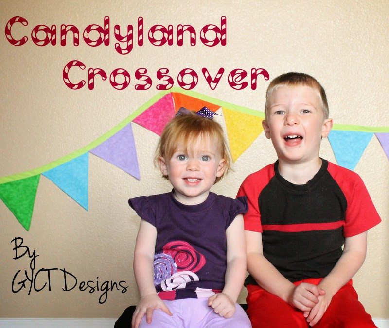 Candyland Crossover for Crafting Con by GYCT Designs
